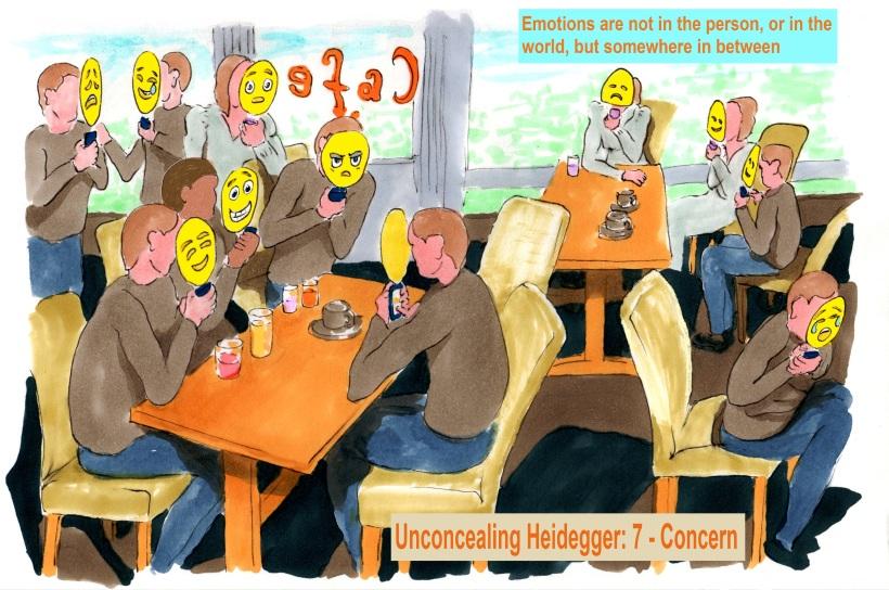unconcealing Heidegger 7cc