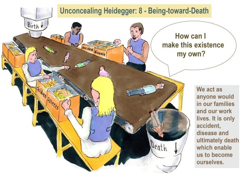 unconcealing Heidegger 8c